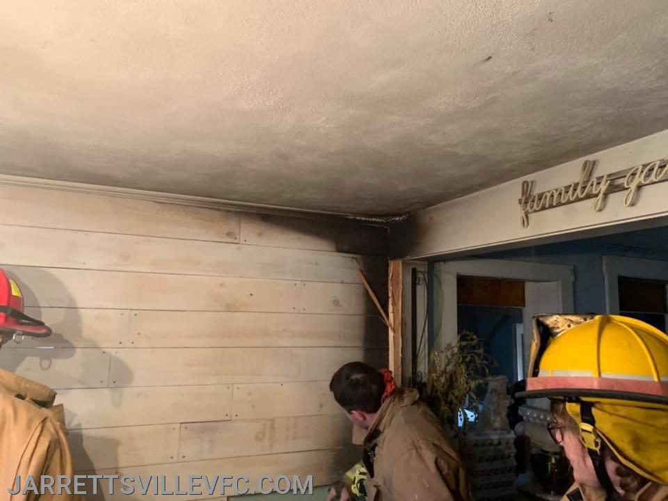 731 Box Dwelling Fire