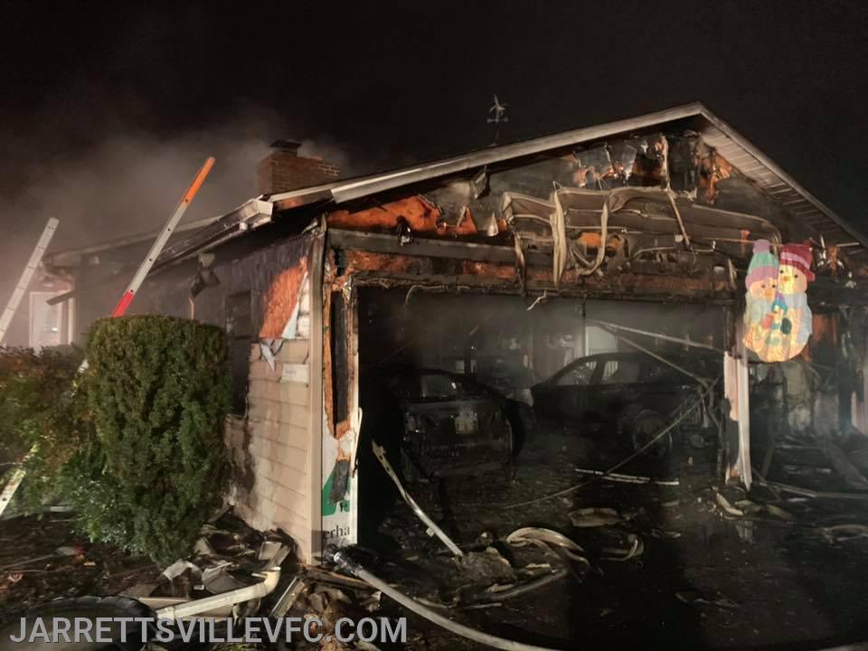 715 Box Dwelling Fire